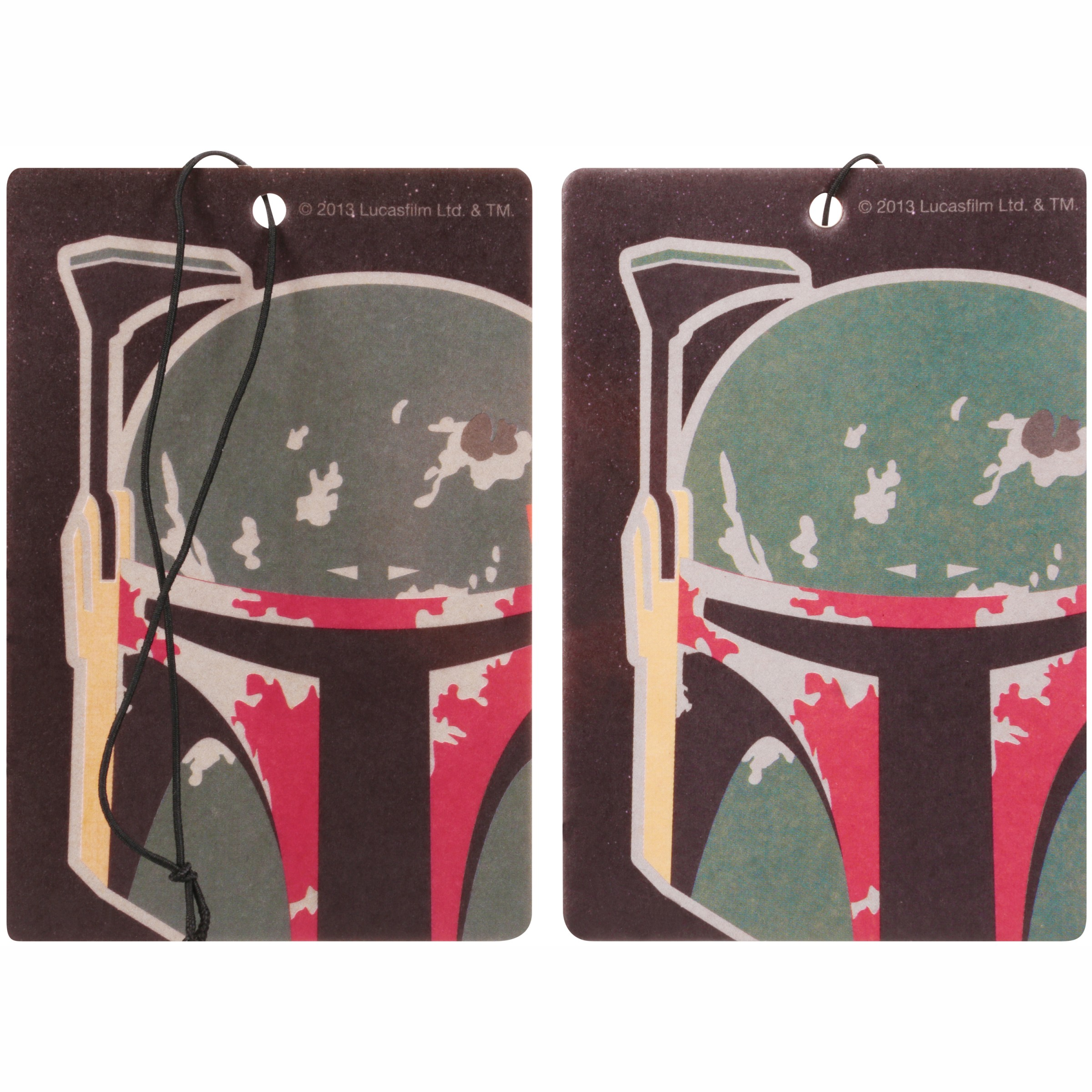 Star Wars™ Boba Fett Vanilla Air Freshener 2 ct Pack