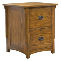Winners Only Colorado 2-Drawer Lateral File Cabinet - Medium Oak 3