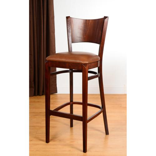 Beechwood Mountain LLC Crown Bar Stool by Overstock