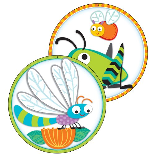 """Buggy"" for Bugs Two-Sided Decoration"