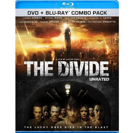 The Divide  Blu Ray   Dvd   Widescreen