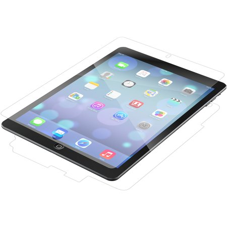 ZAGG invisibleSHIELD Apple iPad Air Screen Protector, Original Full Body