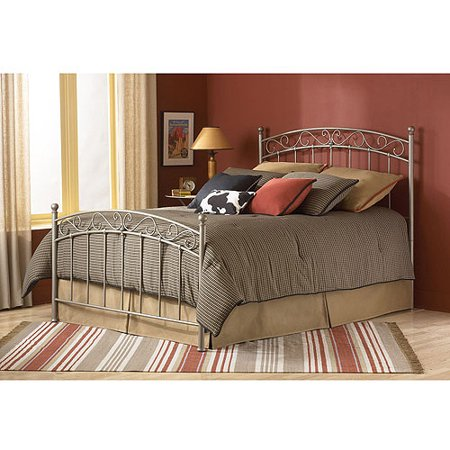 Fashion Bed Group Ellsworth Twin Bed, Brown