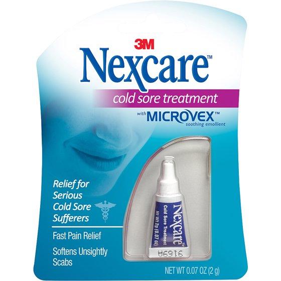 3m nexcare cold sore treatment (ointment) 3m company.