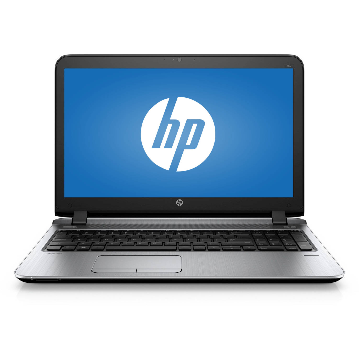 """HP Business 15.6"""" ProBook 450 G3 T1B78UT Laptop PC with Intel Core i5-6200U Processor, 8GB Memory, touch screen, 128GB Solid State Drive and Windows 10 Pro"""