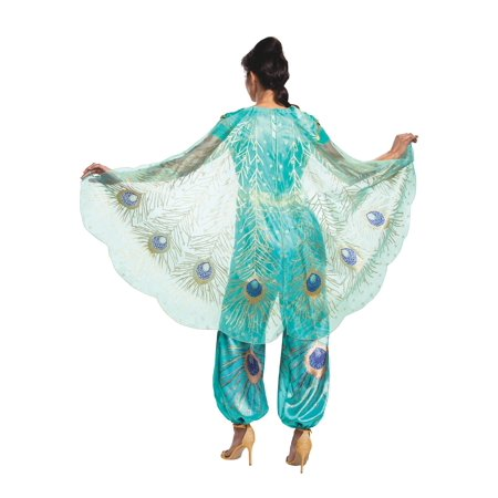 Disney Aladdin Live Action Womens Jasmine Costume - image 3 de 3
