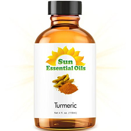 Turmeric (Large 4oz) Best Essential Oil (Best Foods For Bladder Health)