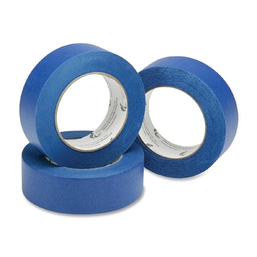 "Skilcraft Painters Tape, Crepe Backing, 2""x60 Yds, 5.7Mil., Blue 5314863"