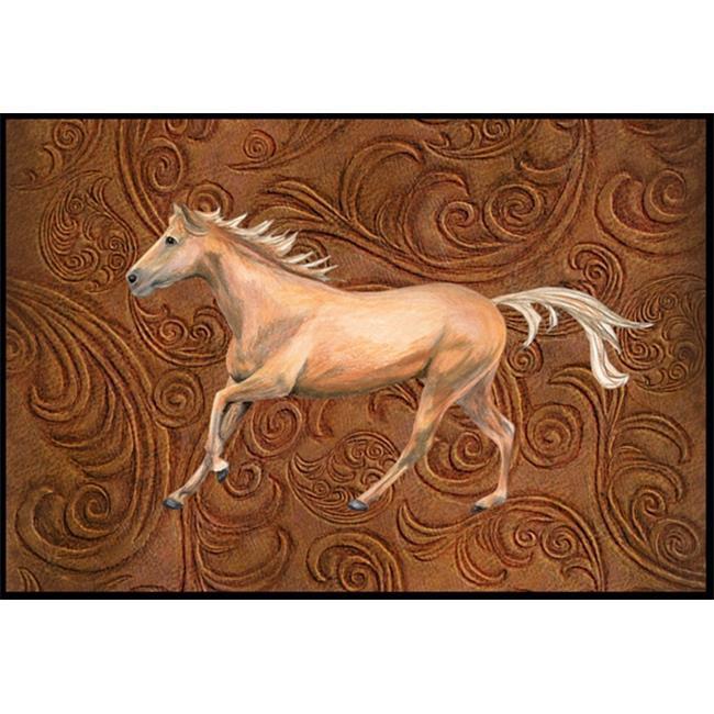Carolines Treasures SB3060JMAT Horse Indoor or Outdoor Mat - image 1 de 1