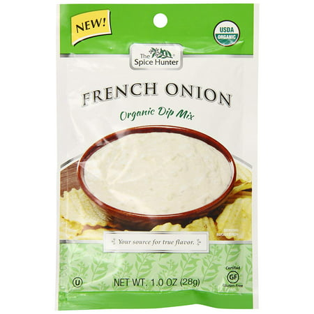Spice Hunter Organic French Onion Dip Mix, 1