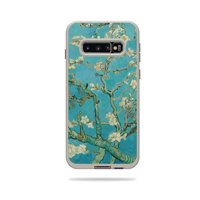Skin For Lifeproof Fre Case Samsung Galaxy S10 - Almond Blossom | MightySkins Protective, Durable, and Unique Vinyl Decal wrap cover | Easy To Apply, Remove, and Change Styles