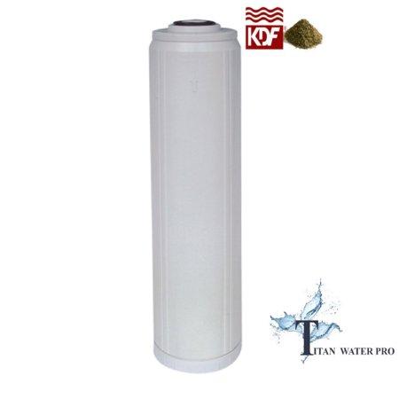 Iron Reduction Filter (BIG BLUE WATER FILTER CARTRIDGE KDF85/GAC 4.5