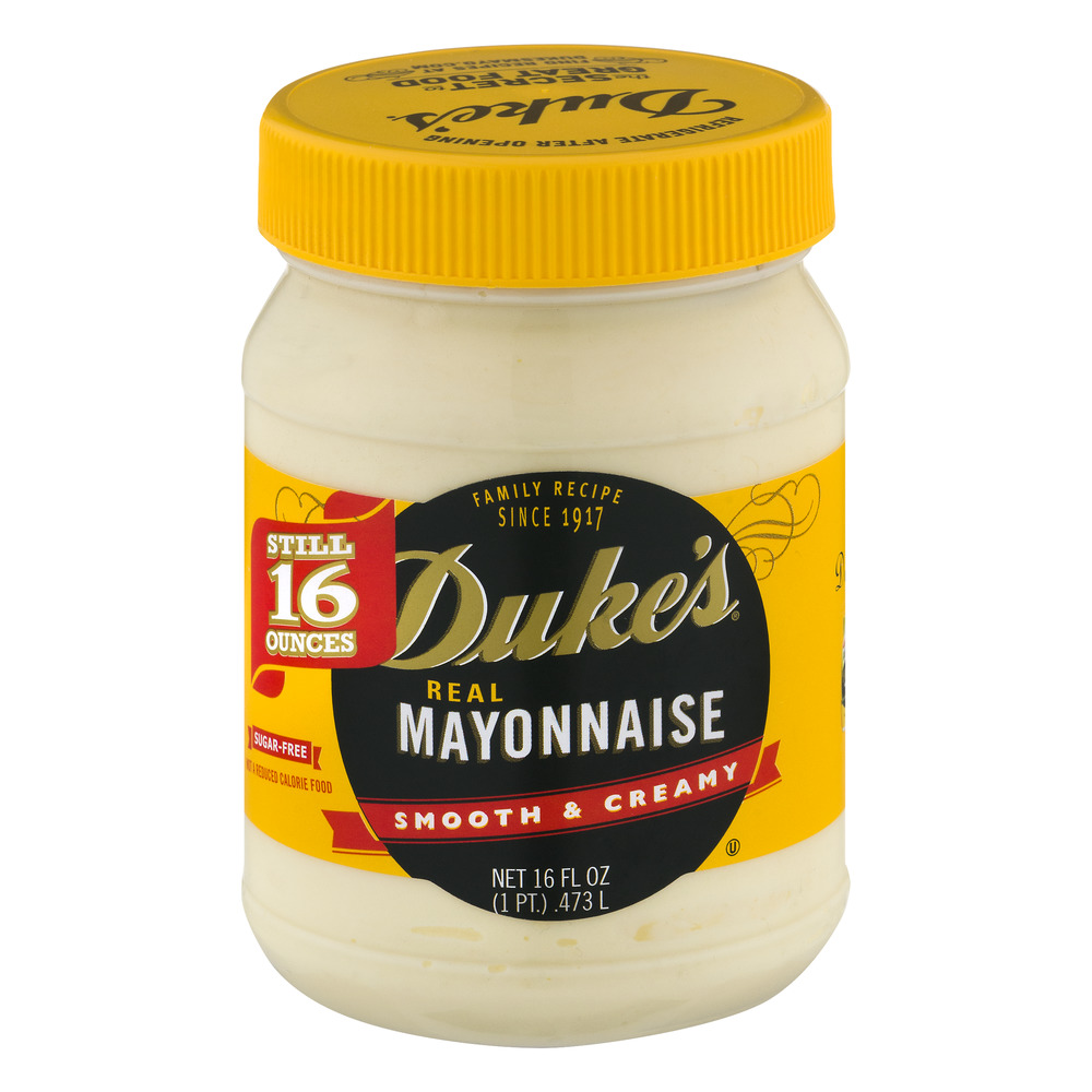 Duke's Real Mayonnaise, 16.0 FL OZ