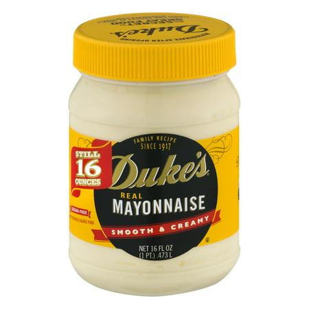 Dukes Real Mayonnaise  16 0 Fl Oz