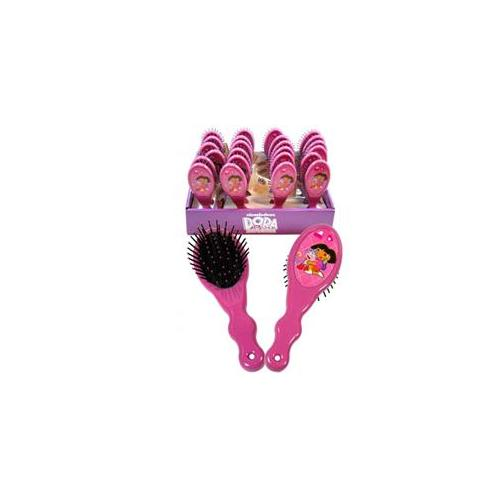 UPD INC 208589 2. 25''L x 1. 25''W Dora Hairbrush