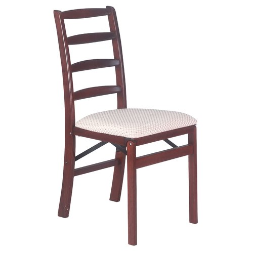 Stakmore Company, Inc. Shaker Upholstered Dining Chair (Set of 2)