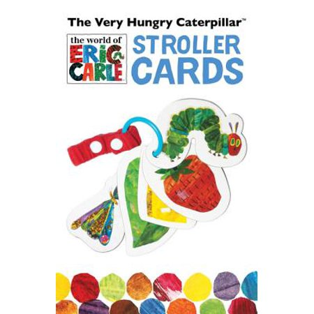 The World of Eric Carle(TM) The Very Hungry Caterpillar(TM) Stroller Cards - Eric Carle Illustrations