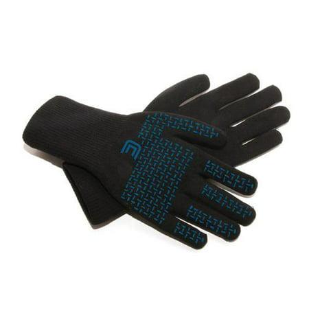 Clam outdoor winter ice fishing 10509 icearmor dryskinz for Fishing gloves walmart