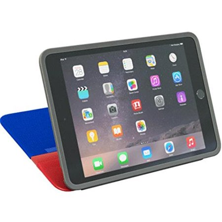 the best attitude f621c 140b5 Logitech 939-001140 Any Angle Protective Case & Stand for iPad Air 2 - Blue  & Red
