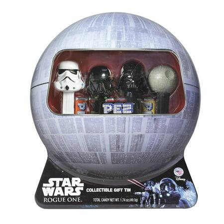 PEZ Star Wars ROGUE ONE Gift Set 1/6 unit - Star Wars Pez