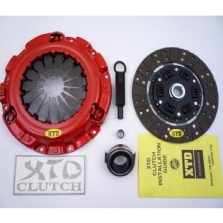 Mazda Clutch Kit (XTD STAGE 2 PRO CLUTCH KIT 2004-2008 MAZDA RX-8 RX8 1.3L jdm )