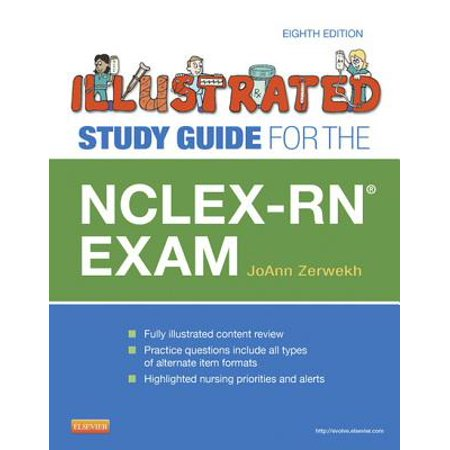 Illustrated Study Guide for the NCLEX-RN® Exam - E-Book - eBook