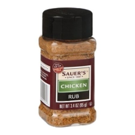 Sauer's Chicken Rub