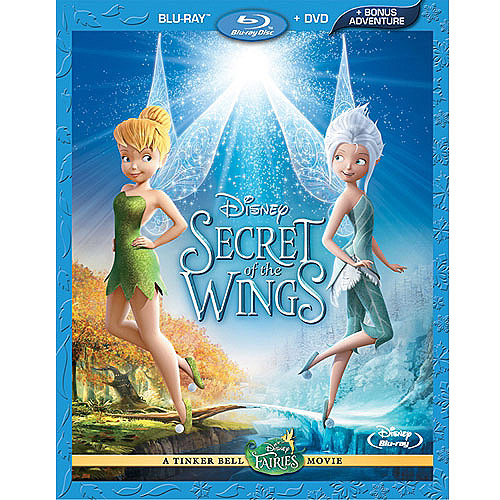 Secret Of The Wings (Blu-ray + DVD + Bonus Adventure) (Widescreen)