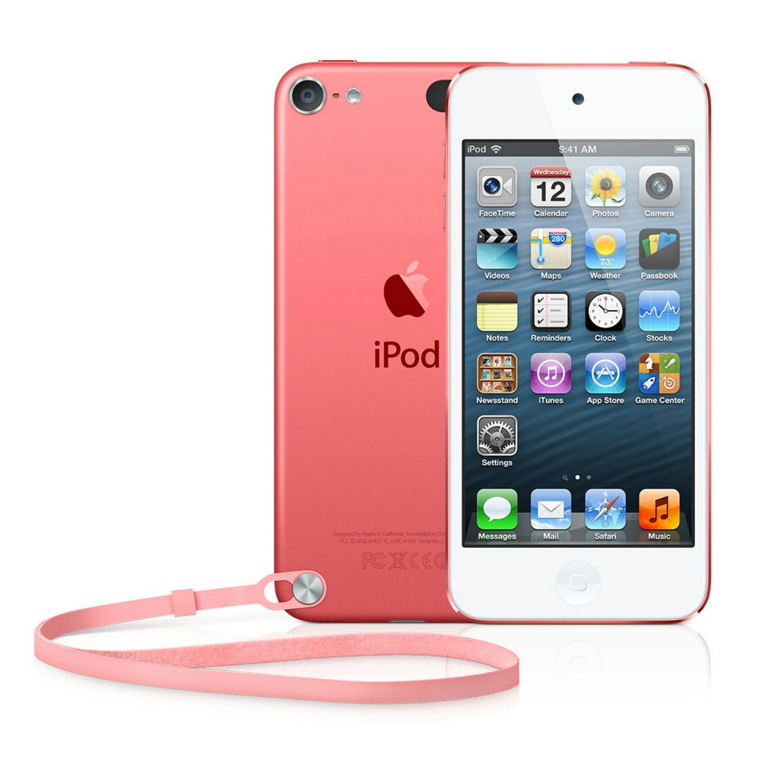 Apple iPod Touch 5th Generation 64GB Pink Bundle, Used, L...