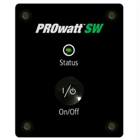 Xantrex Remote Panel with 25 ft. Cable For Prowatt Sw Inverters - image 1 of 1