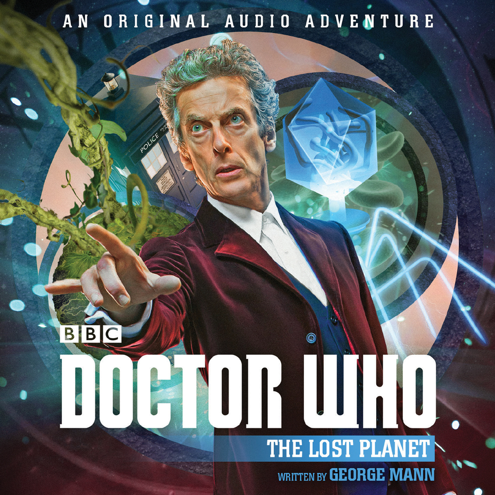 Doctor Who: The Lost Planet : 12th Doctor Audio Original