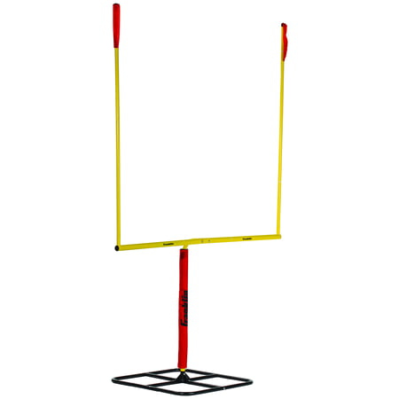 Franklin Sports Authentic Steel Football Goal Post 8.5' x - Goal Posts Football