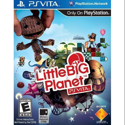 Sony 22018 Ps Vita Little Big Planet