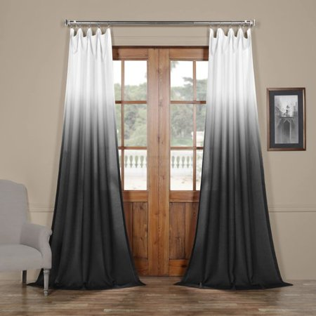 Ivy Bronx Gerena Synthetic Single Curtain Panel