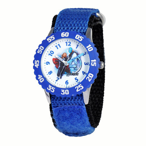 Marvel Boy Avenger Time Teacher Watch