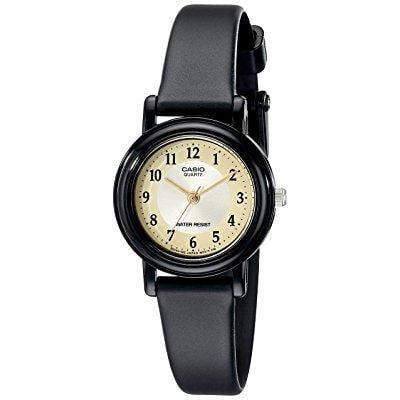 casio women's lq139a-9b3 black casual classic analog watch ()