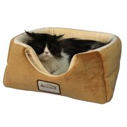 Armarkat Cat Bed, C07CZS/MH, Brown and Beige
