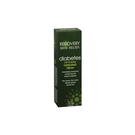 RECOVERY Skin Relief diabetes Intense Hydrating Cream 3.75oz Each - Frankincense Hydrating Cream