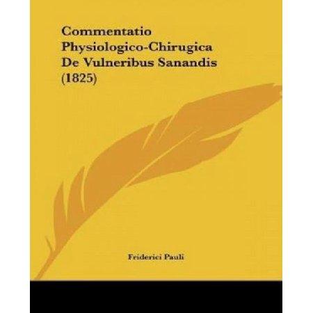 Commentatio Physiologico-Chirugica de Vulneribus Sanandis (1825) - image 1 of 1