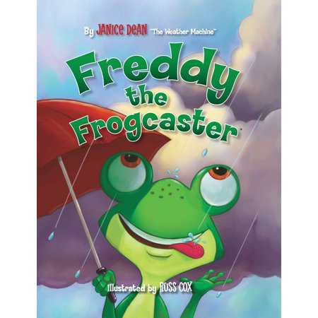Freddy the Frogcaster (Hardcover)