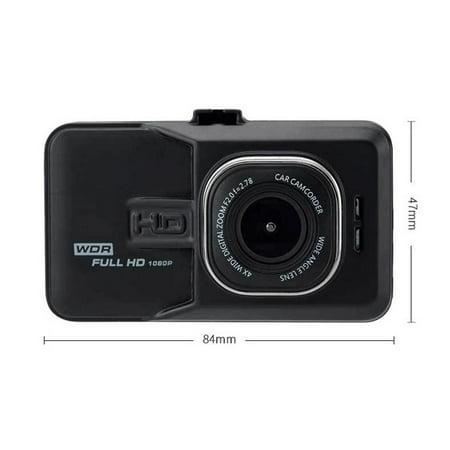 "3.0"" Vehicle 1080P Car Dashboard DVR Camera Driving Video Recorder Night Vision Dash Cam G-Sensor - image 3 of 9"