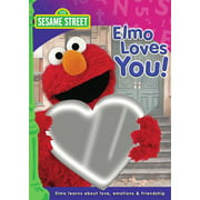 Elmo Loves You by GENIUS PRODUCTS INC