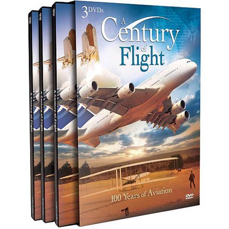 A Century Of Flight: 100 Years Of Aviation (Full Frame)