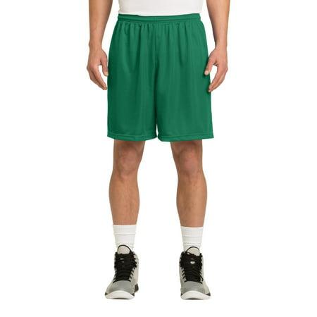 Sport-Tek® Posicharge® Classic Mesh Short. St510 Kelly Green 3Xl - image 1 of 1