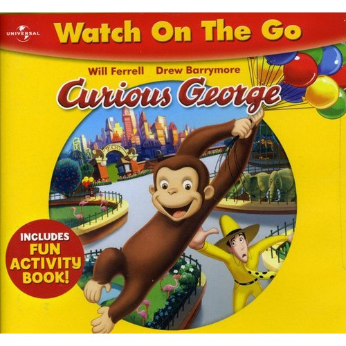 Curious George (Carrying Case Packaging)