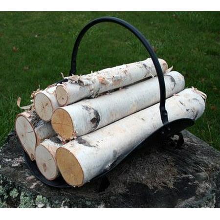 White Birch Log Set for - Birch Log Furniture
