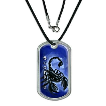 Scorpio Scorpion Zodiac - Astrological Sign Astrology Dog