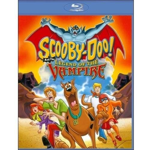Scooby-Doo And The Legend Of The Vampire (Blu-ray) (Widescreen)