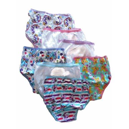 Best Toddler Girls 7 Piece Underwear Set deal
