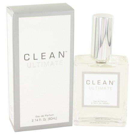 Clean Ultimate by Clean Eau De Parfum Spray 2.14 oz for Women